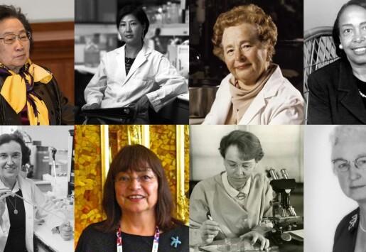 Åtte kvinnelige forskere som har forandret medisinen