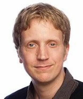 Jørgen Modalsli er forsker hos Statistisk sentralbyrå. (Foto: SSB)