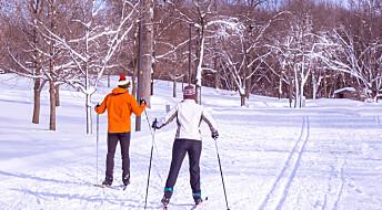 Forskere skal redde skisporten med snøproduksjon