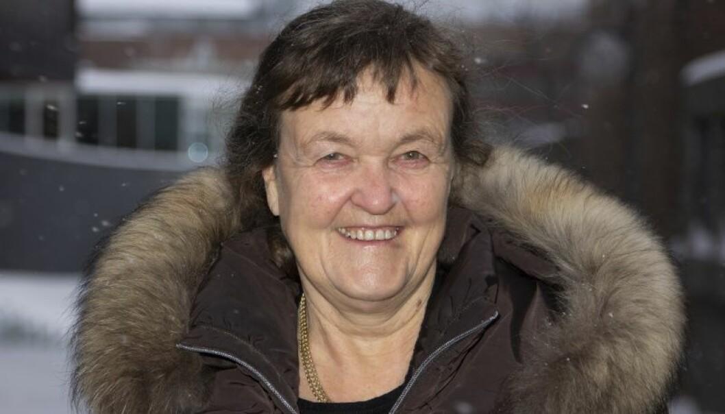 Familien er patriarkatets siste skanse, mener jusprofessor ved UiT, Hege Brækhus. (Foto: Jørn Berger Nyvoll)