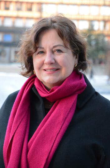 Michèle Lamont. (Foto: Ida Kvittingen, forskning.no)