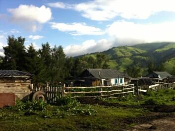 I det fattige fjellandet Kirgisistan ses turisme som en av næringen med høyest potensial for økonomisk utvikling Foto: Anne Gry Sturød