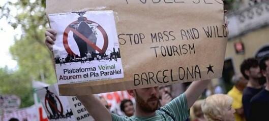 Turisme eller terrorisme?