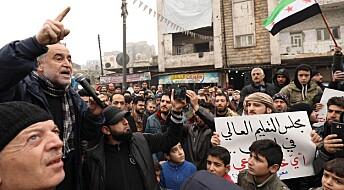 Forskning i Syria: - Krigen har reversert tiår med fremgang for forskning og utdanning
