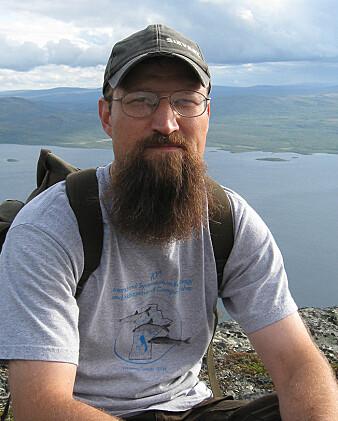 Professor Kimmo Kahilainen ved Institutt for skog- og utmarksfag ved Høgskolen i Innlandet. (Foto: Privat)