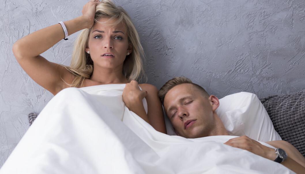 Kvinner angrer mest på at de sa ja. Menn angrer mest på at de sa nei til tilfeldig sex. (Foto: Shutterstock / NTB scanpix)
