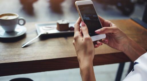 Folk gikk ned i vekt med mobil-app, men norsk slankeforsker er kritisk
