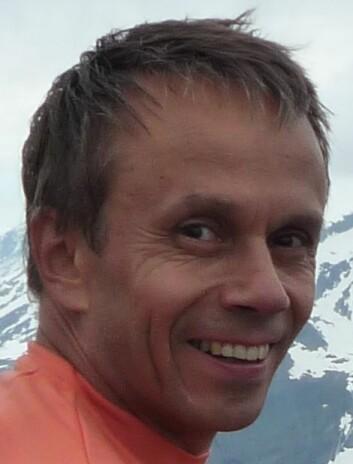 Knut Fossgard forsker på aktivitetsferier ved NMBU. (Foto: privat)