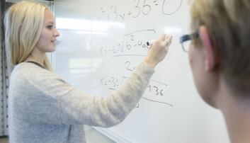Podcast: – Matematikk er mye mer enn bare å regne