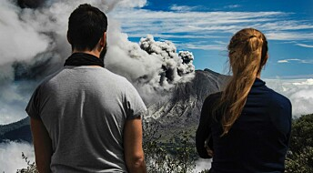 Bakgrunn: Hva er en vulkan?