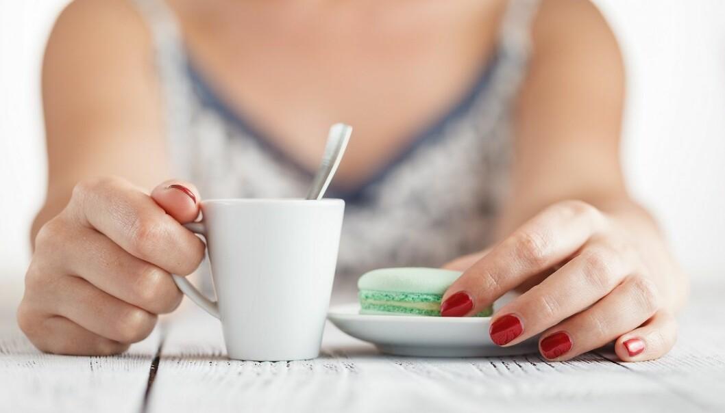 Nå viser det seg at det faktisk også er et stoff i kaffe som kan være godt for magen. (Foto: Colourbox)