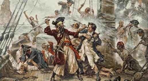 Hvorfor valgte noen et liv som pirat?