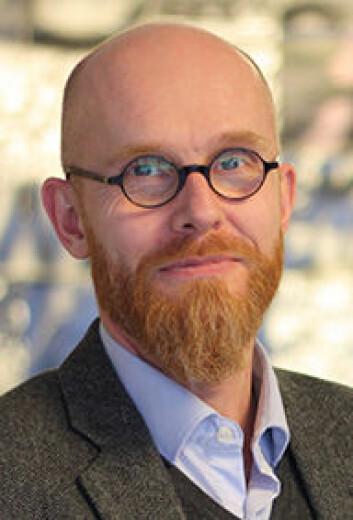 Anders Runesson er teologiprofessor ved Universitetet i Oslo. (Foto: UiO)