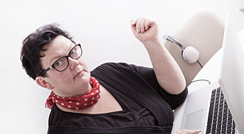 Overvektige får trøst og støtte på nettet