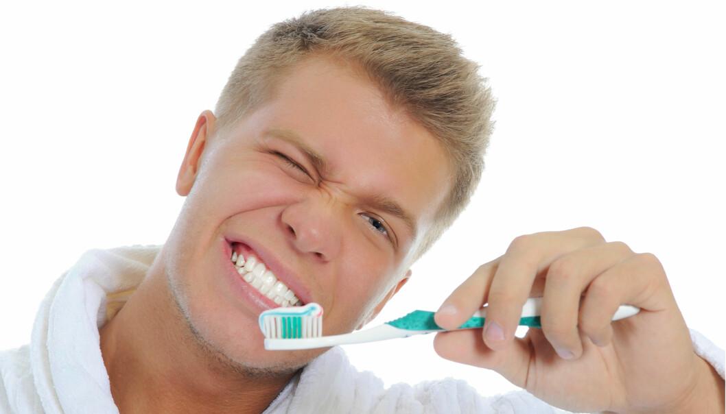 Alt i alt mener tannlegene at innføringen av fluortannkrem var litt av en revolusjon. (Foto: Colourbox)