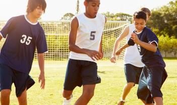 Gutter i videregående skole liker kroppsøving bedre enn jenter gjør