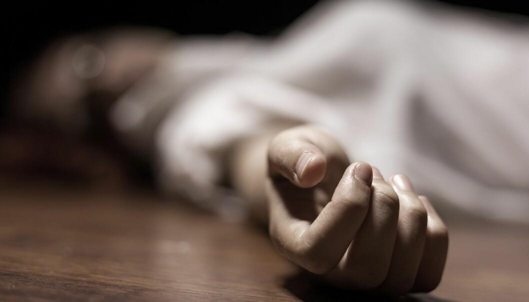 Hva gjør døden med kroppen?