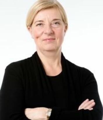– Jeg er ikke fornøyd med resultatene fra denne undersøkelsen, sier statssekretær Lisbeth Normann i Helse- og omsorgsdepartementet til forskning.no. (Foto: Bjørn Stuedal, HOD)