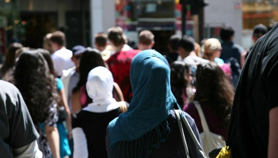 Hvor mange muslimer er det i Norge?