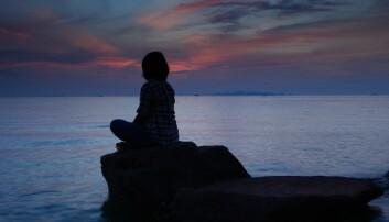 Ved å gjøre deg selv bevisst på hvordan du har det, uten å forsøke å endre følelsene, kan du bli flinkere til å styre reaksjonene dine på alt som skjer omkring deg. (Foto: Colourbox)