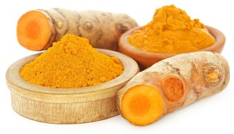 Gurkemeie – fra krydder til medisin