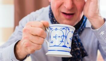 Det er ikke alltid så lett å vite når man skal være hjemme med forkjølelsen. (Foto: Colourbox)
