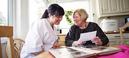 Faglig påfyll ga bedre demensomsorg
