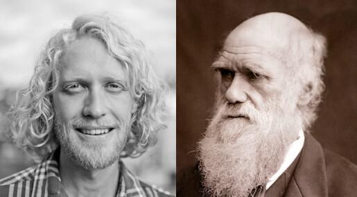 Norsk forsker tar Darwins teori et steg videre