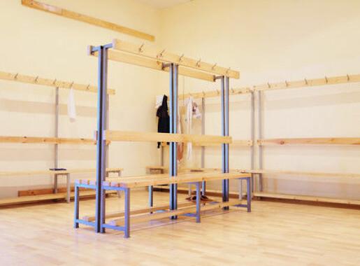 Bør elevene overlates til seg selv i gymgarderoben?