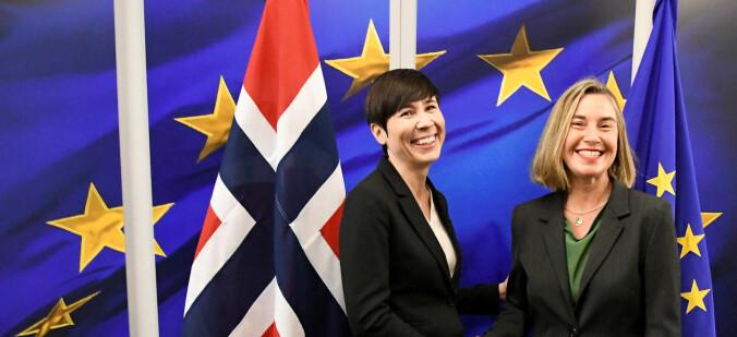Slik kan Norge få mer innflytelse i EU