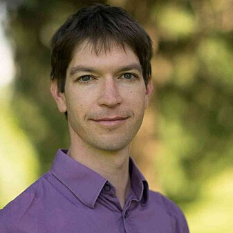 Thomas Lavergne er forsker ved Meteorologisk institutt. (Foto: Meteorologisk institutt)