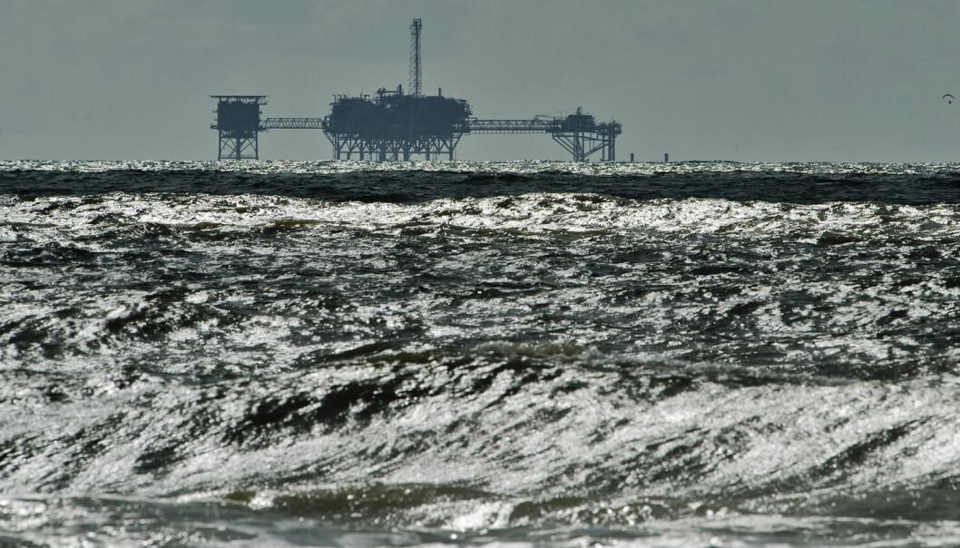 Elektriske motorer kan erstatte noe av det hydrauliske utstyret på riggene i Nordsjøen. (Foto: Reuters / NTB scanpix)