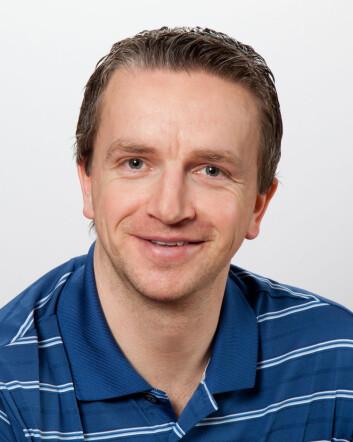 Glenn Vidar Lie Karlsen, sjefingeniør ved Romerike Avfallsforedling IKS. (Foto: ROAF)