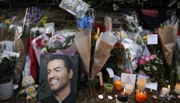 George Michael én av mange store musikere som gikk bort i 2016. Han slet med helseproblemer, og ble bare 53 år gammel. (Foto: Reuters / NTB scanpix)