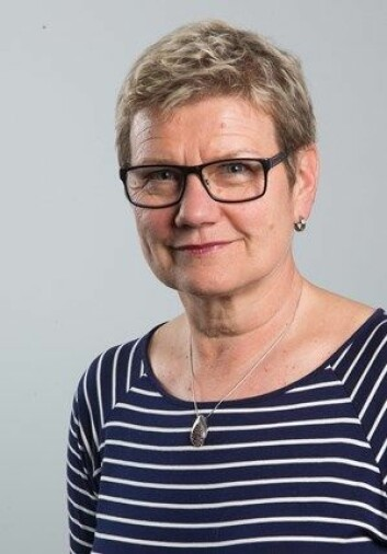 Anne Marie Mork Rokstad. (Foto: Martin Lundsvoll/Aldring og helse)