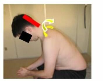 Nakkeøvelser er en del av den behandlingen forskerne har testet. (Foto: Inge Ris Hansen)