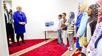 Unge muslimer og gamle buddhister i framtida