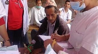 Slik ble et jordskjelv i Nepal starten på et forskningsprosjekt