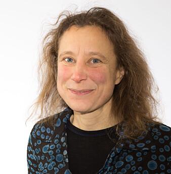 Barbara Zimmermann er professor ved Høgskolen i Innlandet (Foto: Høgskolen i Innlandet)