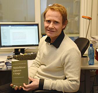 Ove Skarpenes er professor ved Universitetet i Agder. (Foto: UiA)