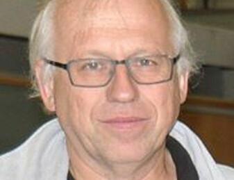Førsteamanuensis Helge Mordt ved Høgskolen i Østfold. (Foto: Privat)
