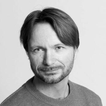 Eugene Guribye er ansatt ved Agderforskning. (Foto: Agderforskning)