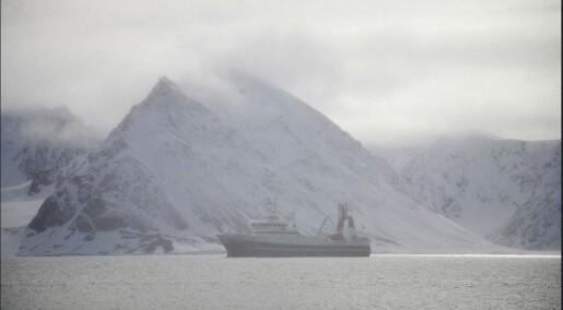 Er det trygt å åpne for skipstrafikk i Arktis?