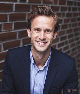 Oddbjør Klomsten Andersen er i dag ansatt som ingeniør ved Norges idrettshøgskole. (Foto: Privat)