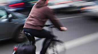Ny rapport: Bilen står i veien for miljøvennlig transport