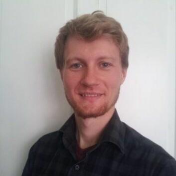 Krister Vasshus foreleser i norsk ved Københavns universitet. Han opplever at selv studenter som har god kjennskap til språk, noen ganger sliter med å forstå norsk. (Foto: Sofie Laurine Albris)