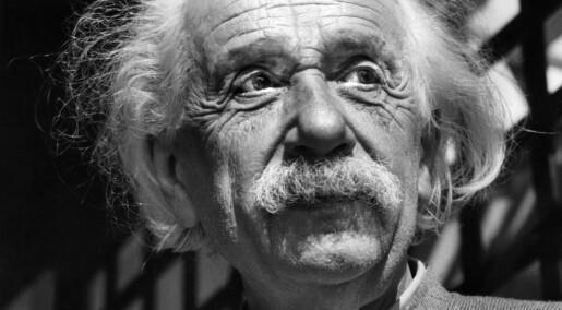 Einstein ville vært 140 år i dag: Men vi er fortsatt langt unna å finne ormehullene han forutså
