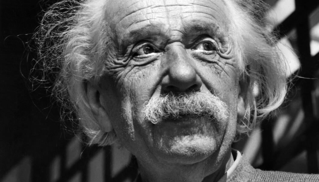 Einstein ville vært 140 år i år: Men vi er fortsatt langt unna å finne ormehullene han forutså