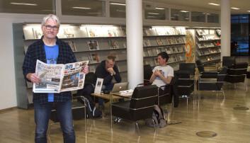 – Lokalpolitikere vil ha mer kritisk presse