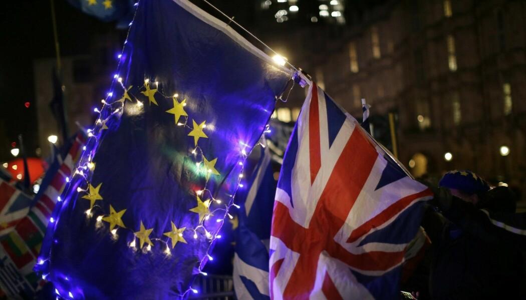 – Jeg synes brexit er en fryktelig katastrofe. Ikke fordi jeg elsker EU – det er store problemer med EU – men problemene med implodert nasjonalisme er mye verre, sier årets vinner av Holbergprisen. (Foto: AP Photo, Tim Ireland, NTB scanpix)